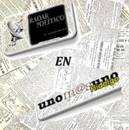 AQUI ENCUENTRAS LAS PUBLICACIONES HECHAS EN DIARIO UNOMÁSUNO-HIDALGO