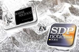LEA EL CONTENIDO DE RADAR POLÍTICO EN SDP NOTICIAS