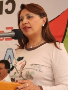 Mirna García López