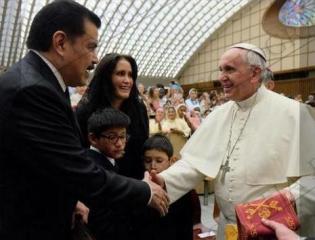 Paco en el Vaticano (4)