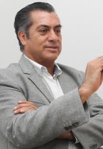 Jaime Rodríguez Calderón el bronco