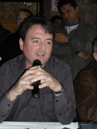 Fco Xavier Berganza