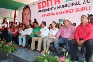 Edith Aviles C cierre de campaña f9